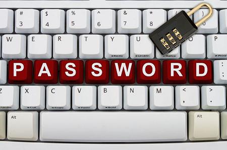 2- password