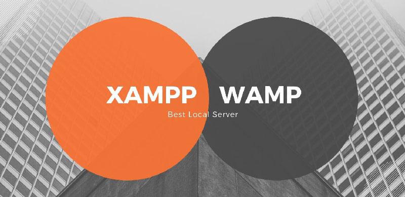 ساخت دامنه در xampp و wamp در ویندوز