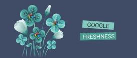 الگوریتم رتبه بندی Freshness گوگل