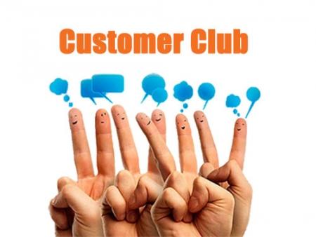 طراحی باشگاه مشتریان