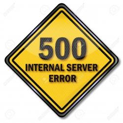 نحوه برطرف کردن خطای 500 Internal Server Error در ویندوز سرور 2008