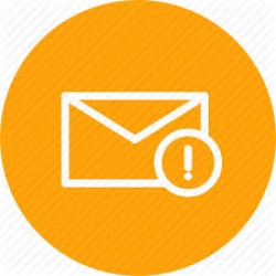 مشکل در ارسال ایمیل