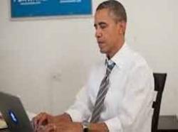 هکرهای روس ایمیلهای غیرمحرمانه اوباما را خواندهاند