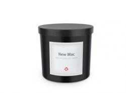 شمعی که بوی محصولات تازه اپل را می دهد