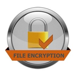 بررسي مشكل استفاده از فايل هاي رمزگذاري شده