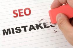 اشتباهات رایج بهینه سازی موتورهای جستجو