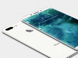 آی فون 8 مجهز به بدنه شیشه ای وشارژ بیسیم