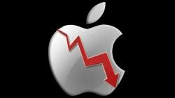 روند کاهش سود شرکت اپل ادامه دارد!