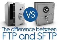 مزایای SFTP در مقابل FTP و FTPS