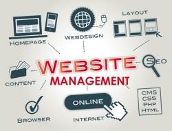 روند کنترل ومدیریت وب سایت