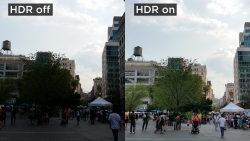 HDR تلویزیون های سامسونگ