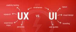 تفاوت های UI با UX