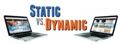 طراحی سایت های استاتیک و داینامیک
