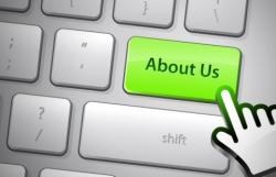 طراحی سایت و صفحه درباره ما