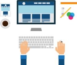 تفاوت توسعه و طراحی سایت