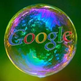 حباب گوگل چیست؟