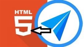 تبدیل بک آپ تلگرام به Html