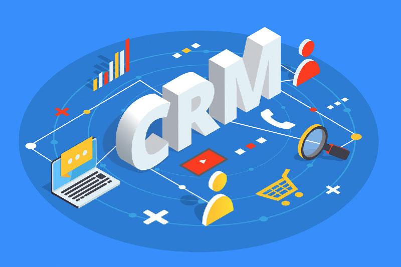 طراحی نرم افزار crm