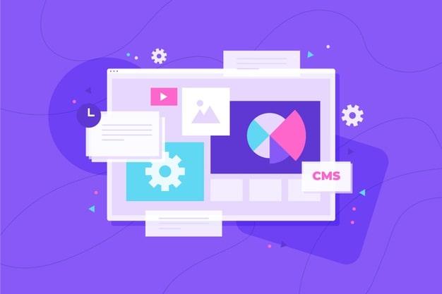 بهترین سیستم مدیریت محتوا طراحی سایت